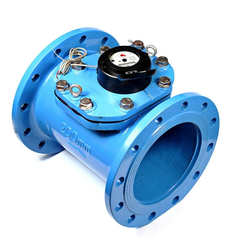 Счетчик турбинный холодной воды СТВХ Ду 80