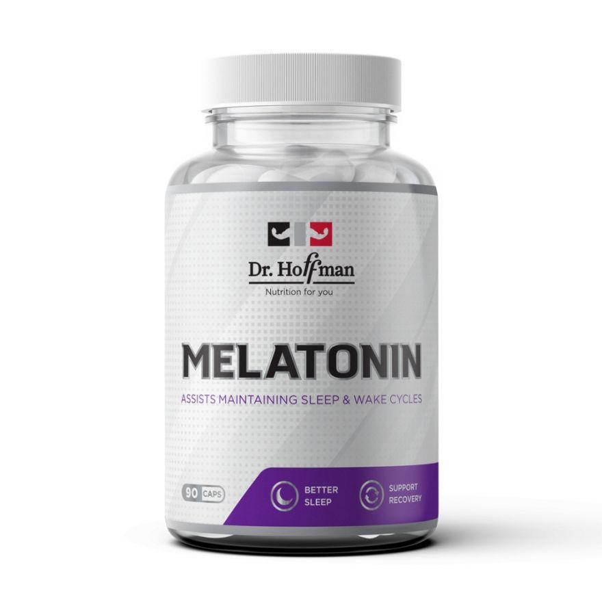 Мелатонин Dr.Hoffman 3мг (90 капсул)