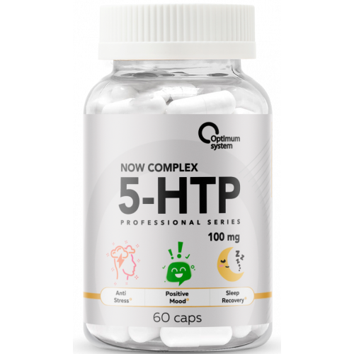 Optimum System 5-HTP NOW COMPLEX 100 mg