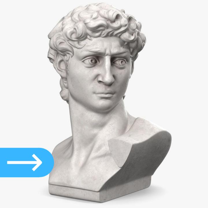 Услуга 3Д скульптинг / художественное моделирование Factory 3D Tech