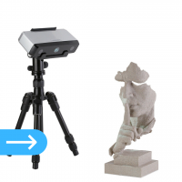 Услуга 3Д сканирование Factory 3D Tech