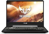 "Ноутбук ASUS TUF Gaming FX505 (/15.6""/1920x1080), чёрный (90NR02D2-M16680)"