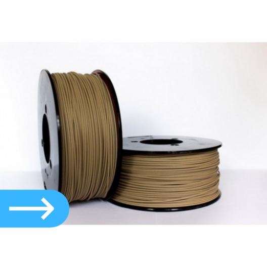 3Д печать пластиком PLA дерево