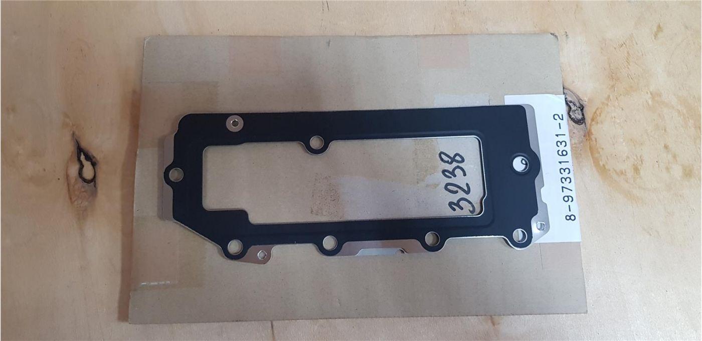 Прокладка ГБЦ (2-я часть) толщина 1.45 мм 4JJ1 ISUZU NMR85 ЕВРО-4