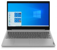 Ноутбук Lenovo IdeaPad 3-15 Серый (81W40030RU)
