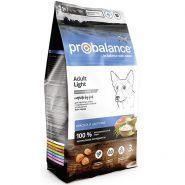 ProBalance Adult Light Корм сухой для взрослых собак с нормальной активностью (3 кг)