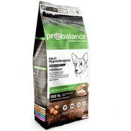 ProBalance Hypoallergenic Корм сухой для взрослых собак всех пород с чувствительным пищеварением (15 кг)