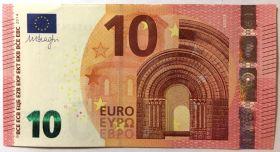 Словакия 10 евро 2014 EA