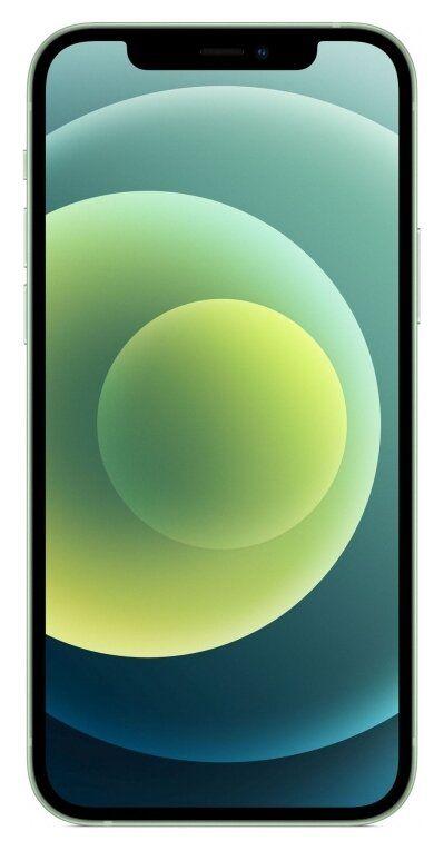 Смартфон Apple iPhone 12 mini 64GB Зелёный (MGE23RU/A2399)
