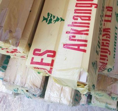 Вагонка штиль из лиственницы 14x146x3000 сорт Экстра
