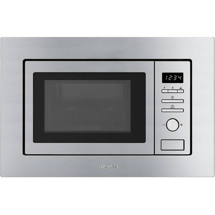 Микроволновая печь встраиваемая Smeg FMI020X