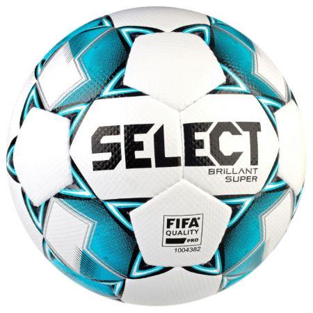 футбольный мяч Select Brillant Super (шитый+клееный)