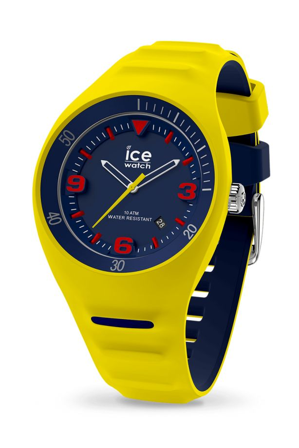 ICE - P. Leclercq - Neon yellow