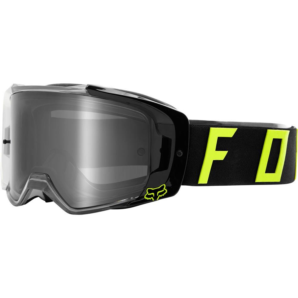 Fox Vue Psycosis Spark Black/White очки для мотокросса и эндуро