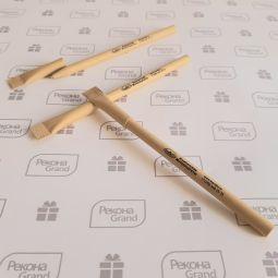 эко ручки с логотипом в Москве