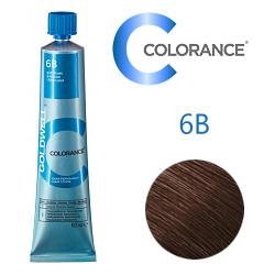 Goldwell Colorance 6B - Тонирующая крем-краска Коричневый золотистый 60 мл