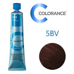 Goldwell Colorance 5BV - Тонирующая крем-краска Cверкающий коричневый 60 мл