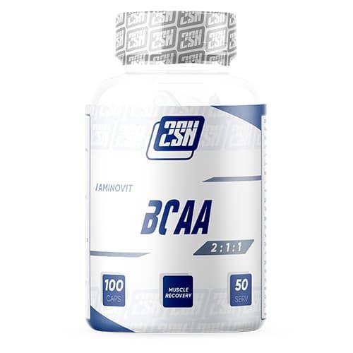 2SN BCAA 500 мг 100 капсул