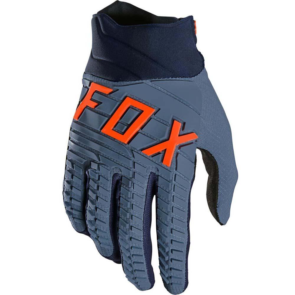 Fox 2021 360 Blue Steel перчатки