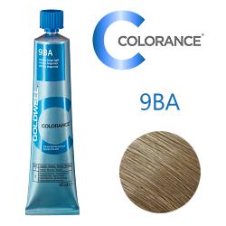 Goldwell Colorance 9BA - Тонирующая крем-краска Бежево-пепельный блондин 60 мл