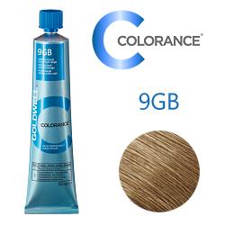 Goldwell Colorance 9GB - Тонирующая крем-краска Песочный светло-русый экстра 60 мл