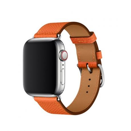Ремешок Apple Watch Hermès 40mm Leather Single Tour