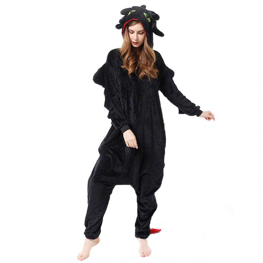 Пижама Кигуруми Дракон Беззубик