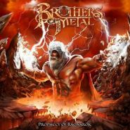 BROTHERS OF METAL - Prophecy Of Ragnarok 2018
