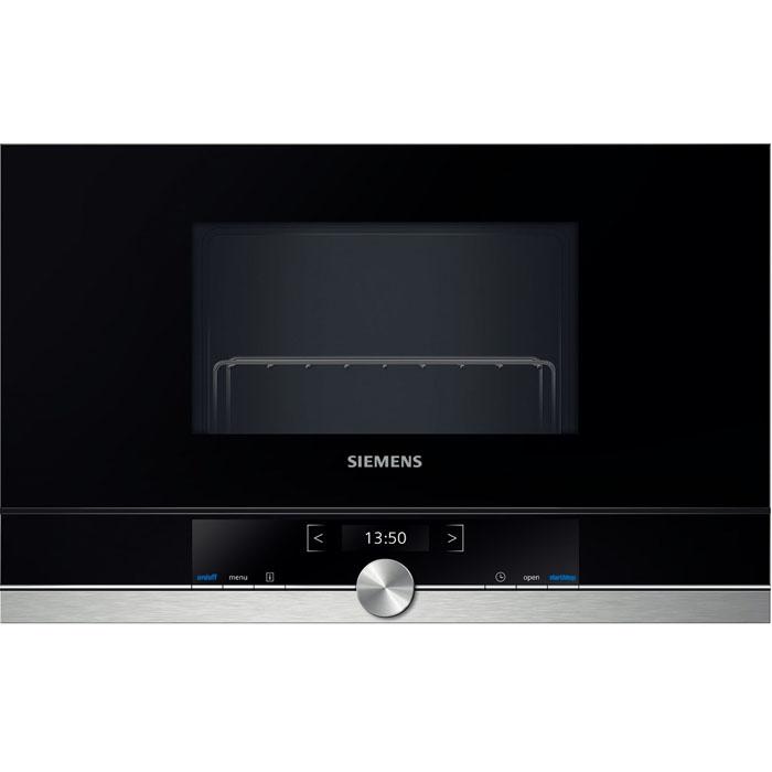 Микроволновая печь встраиваемая Siemens BE634RGS1