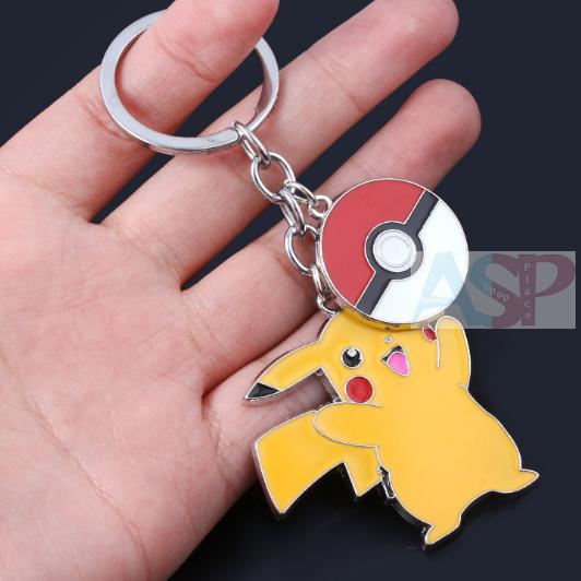 Брелок Pikachu