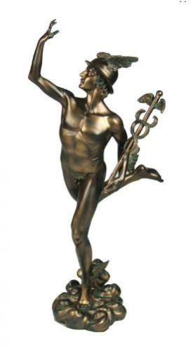 """Статуэтка """"Меркурий - бог торговли"""""""