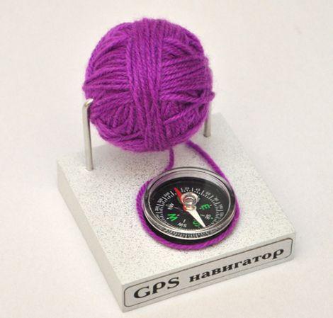 Сувенир GPS-Навигатор