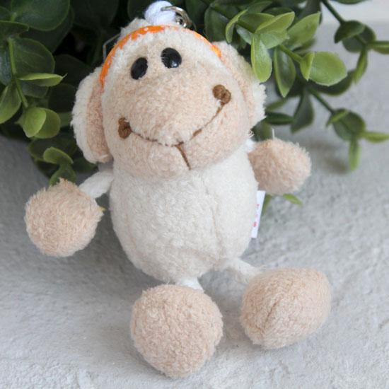 Игрушка для куклы Nici, овечка с лентой