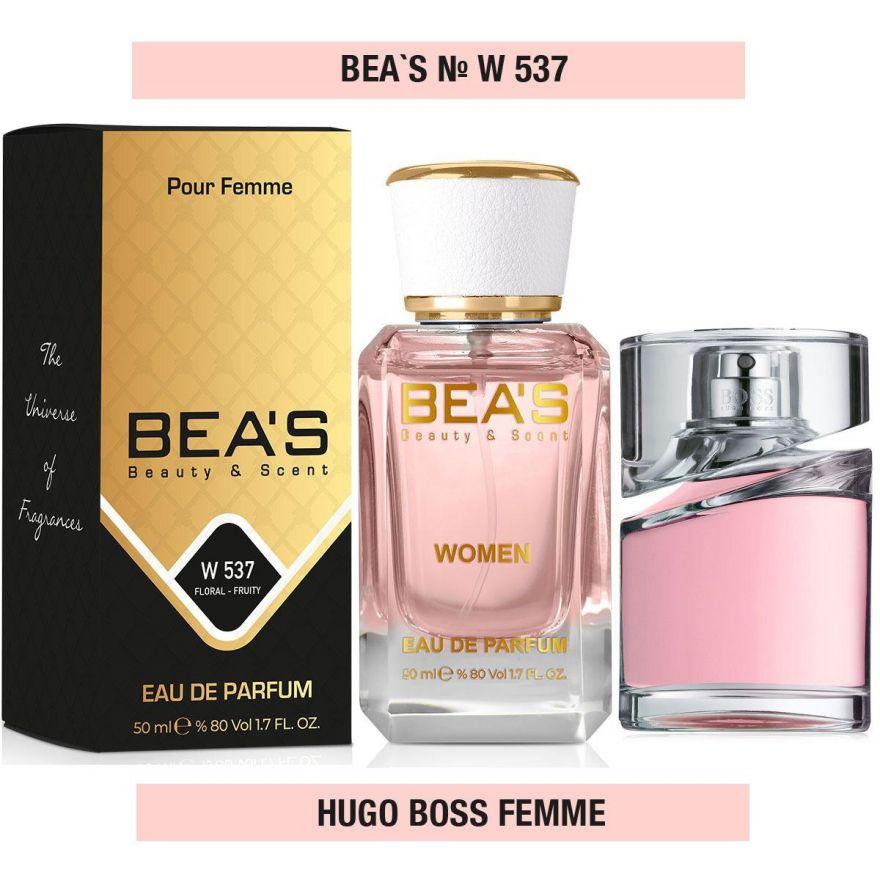 BEA'S (Beauty & Scent) W 537 - Hugo Boss Femme 50 мл