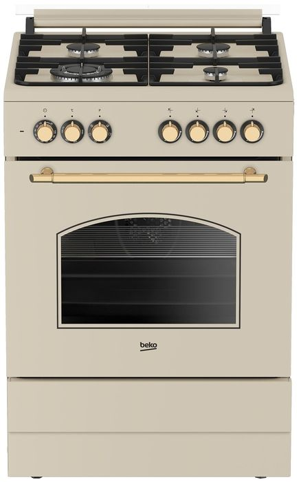Комбинированная плита Beko FSE 61130 DCR (РА)