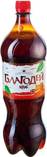 Квас Благодей традиционный 1,5л Томск