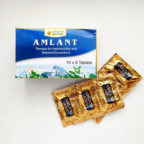 Амлант | Amlant | 60 таб. | Maharishi Ayurveda