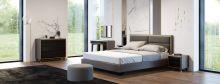 Спальня TESORRO grey stone/ ясень choco