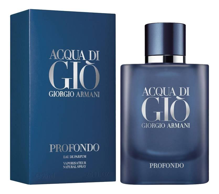 Giorgio Armani Acqua Di Gio Profondo EDP 100 мл A-Plus