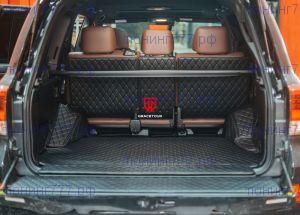Коврики багажника, 3D GT, выбор цвета