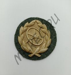 Знак квалификации водителя в бронзе (Kraftfahrbewährungsabzeichen) реплика