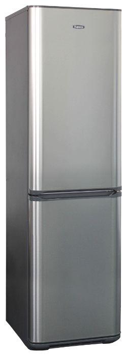 Холодильник Бирюса I380NF Нерж.сталь