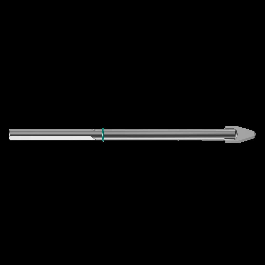 Сверло по керамограниту Heller CeraExpert 10х125мм