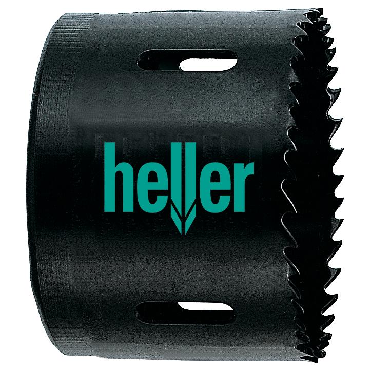 "Коронка Heller HSS Bi-Metall, d 46, 32х5/8""-18мм"