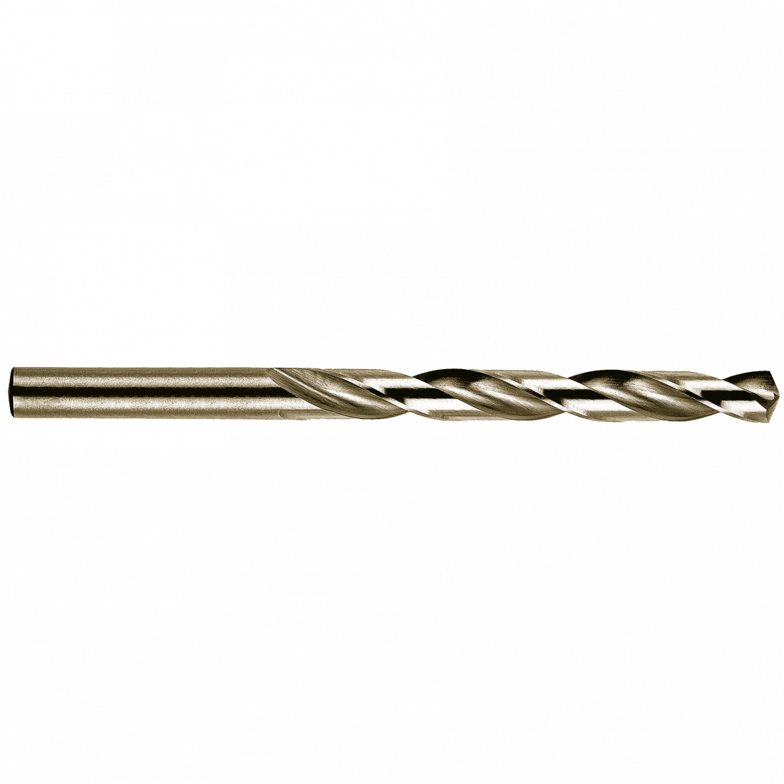 Сверло по металлу Heller НSS-Co DIN 338 RN  8,5x75x117мм (10шт)