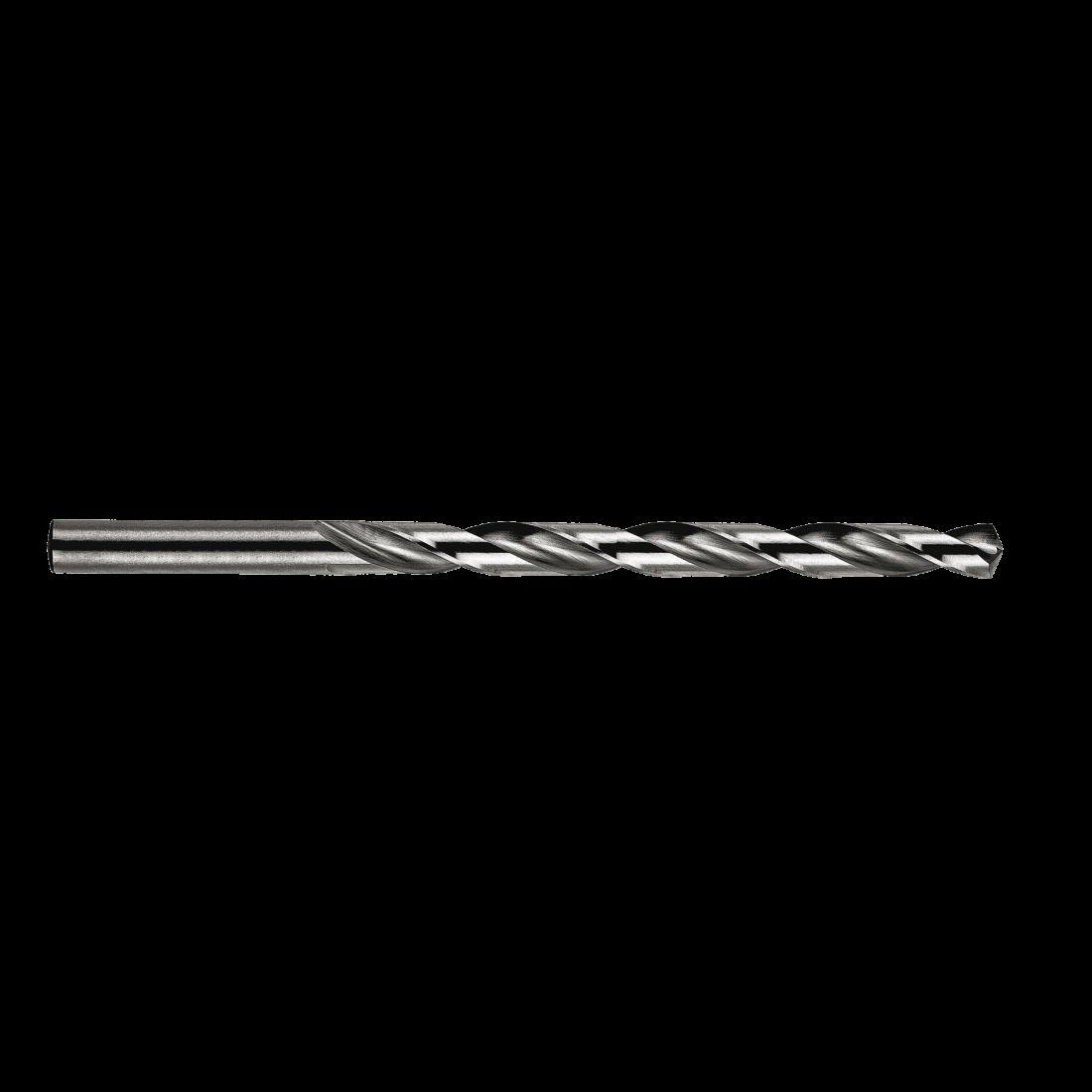 Сверлo по металлу Heller HSS-G Super DIN 340 сверхдлиннoе 9,5х115х175мм (10шт)