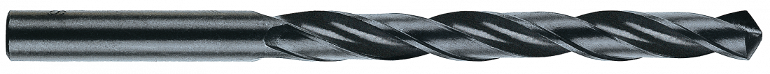 Сверло по металлу Heller HSS-R DIN 338 RN 4,5х47х80мм (10шт)