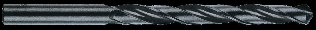 Сверло по металлу Heller HSS-R DIN 338 RN 8,0х75х117мм (10шт)