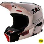 Fox 2021 V1 Illmatic Pale Pink (MIPS) шлем внедорожный