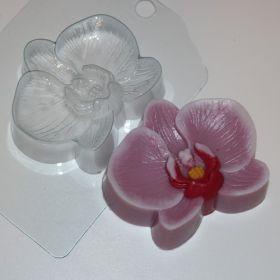 Пластиковая форма для мыла и шоколада Орхидея